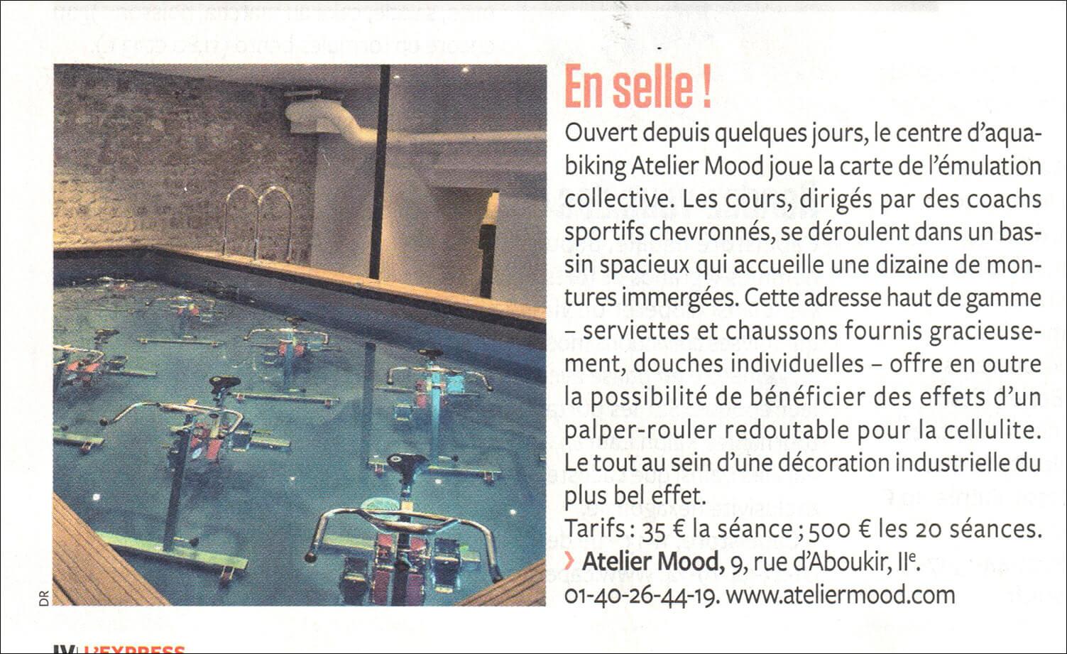 L'Express-Article