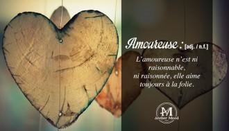 le mood du mois : amoureuse