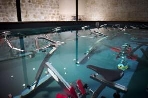 cours d'aquabiking