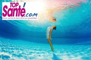 Top Santé conseille l'aqua-yoga pour se relaxer