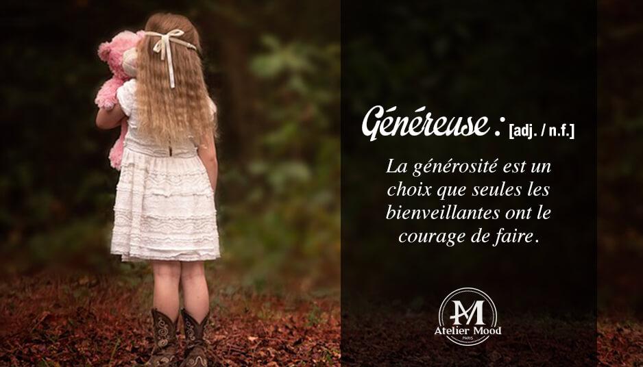 Mood Généreuse - Vente Privée